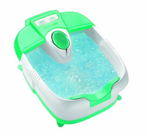 Conair Foot Spa with Massage - Foot And Leg Spa Bath Massager