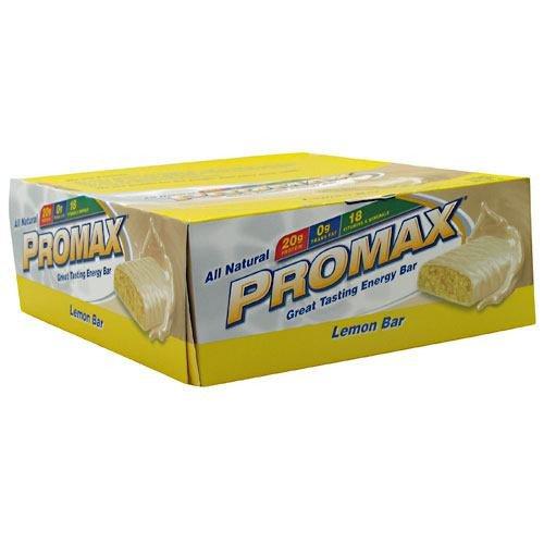 Promax Energy Bar, Chocolate Peanut Crunch 12 - 2.64 oz (75 g) bars [31.68 oz (900 g)]