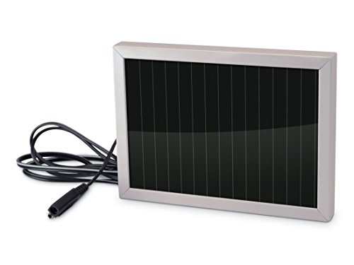 External Panel (Stealth Cam 12V External Battery Box Solar Panel)
