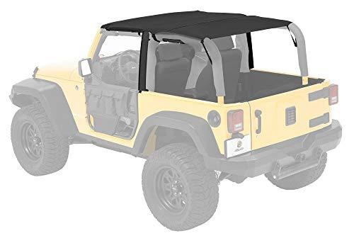 Bestop 52593-35 Bestop Header Bikini Top Safari (Cable style) Soft Top Header Bikini Top Safari (Cable style) (Header Bestop Safari Bikini Top)