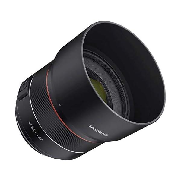 RetinaPix Samyang AF 85mm F1.4 Auto Focus Lens for F-Mount Camera