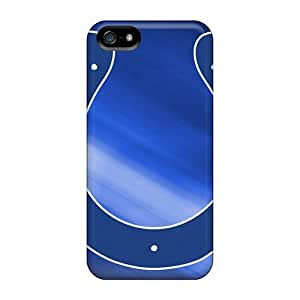 Iphone High Quality Tpu Case/ Indianapolis Colts OCrXthv5602BaBhi Case Cover For Iphone 5/5s by runtopwell
