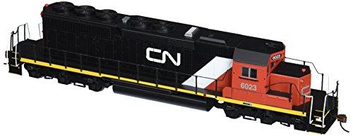 Sd40 2 Locomotive - Bachmann Industries EMD SD40 2 DCC Canadian National #6023 Ready Locomotive (HO Scale)