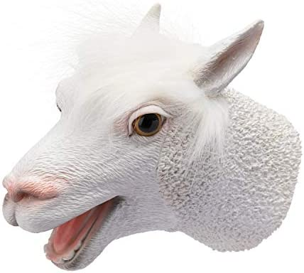 Yolococa Hand Puppet Toys Realistic Latex Animal Cow Children Toys