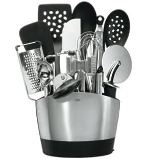 OXO Good Grips 15 Piece Kitchen Tool Set