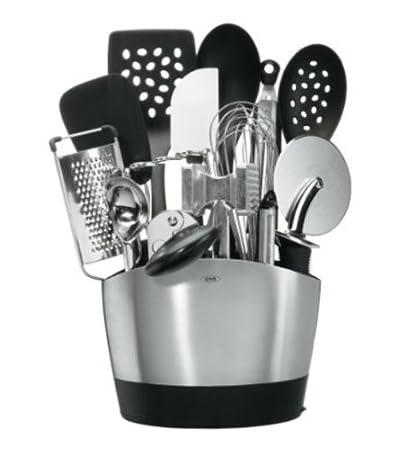 Ordinaire OXO Good Grips 15 Piece Kitchen Tool Set