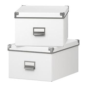 Box mit deckel din a4