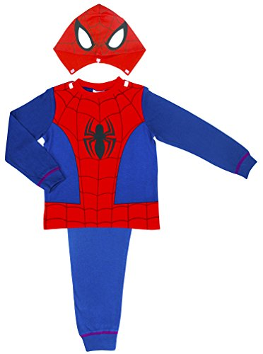 Marvel Spiderman Boys Pyjamas Detachable product image