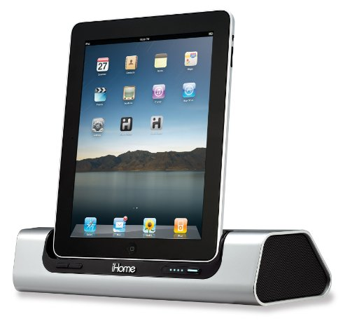 iHome iD9 App-Friendly 30-Pin iPod/iPhone/iPad Speaker Dock (Not Compatible w/ iPhone 5/6 or any Lightning Compatible Models) (Discontinued by Manufacturer) by Sound Design (Image #2)