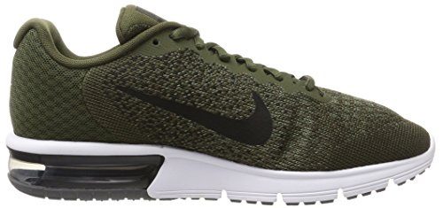 Grey Cargo 2 Olive volt Homme Chaussures Max dark Khaki Sequent Air NIKE Running medium Black de Marron AwZgBB