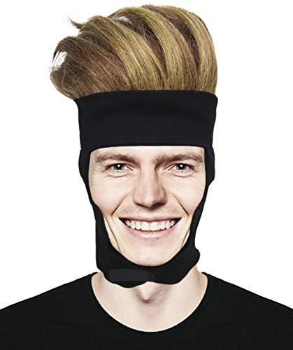 Men's Comic Gambit Character Wig | Brown Wigs HM-1246 -