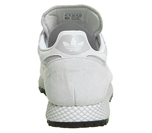 Adidas Herre Sko New York Krystal Hvid BxLEjNxaf3
