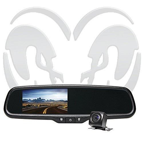 Rear View Safety RVS-776718-DODGE OEM-G-Series Black Rear View Camera System for Dodge [並行輸入品] B01N4JYCTV