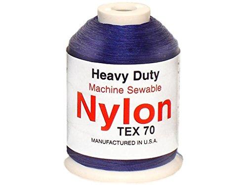 - American & Efird STF225692.7030 Yale Blue Tex70 Super Tuff Upholstery Third Nylon