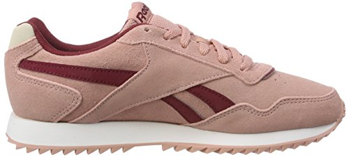 cc Royal Maroonwhite Pinkurban Femme Reebok chalk Chaussures Running Glide Ripple De Marron 1xPdwq8PH