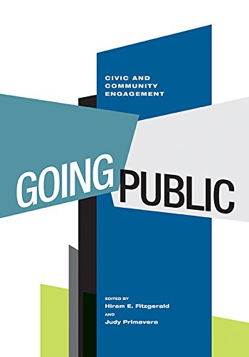 Download Going Public: Civic and Community Engagement (Transformations in Higher Education) PDF