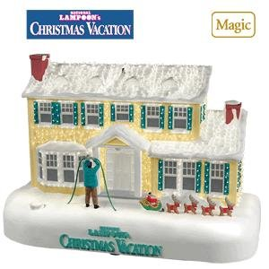 a bright and merry christmas national lampoons christmas vacation 2010 hallmark keepsake ornament - National Lampoons Christmas Decorations