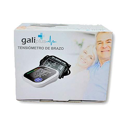 Tensiómetro de brazo Galiplus TMB-1491-A: Amazon.es: Salud y cuidado personal