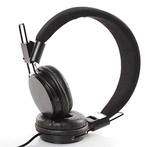 Ocamo Auriculares con Cable para niños Auriculares con Estilo para su iPad Tablet