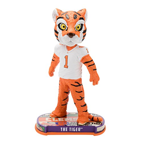 FOCO Clemson Mascot Headline Bobble by FOCO