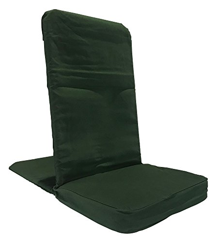 Back Jack Floor Chair (Original BackJack Chairs) - XL Size (Forest Green)