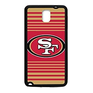 Beautifulcase Red and yellow stripes San Francisco 49ers Samsung Galaxy note 3 case cover sLJjiMgzyMe
