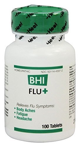 Flu-Plus 100 tab by Heel/BHI