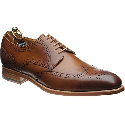 Herring 137176692, Scarpe Stringate Uomo Marrone Tan Calf