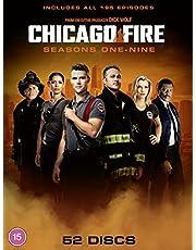 Chicago Fire: Season 1-9 [DVD] [2012-2021]