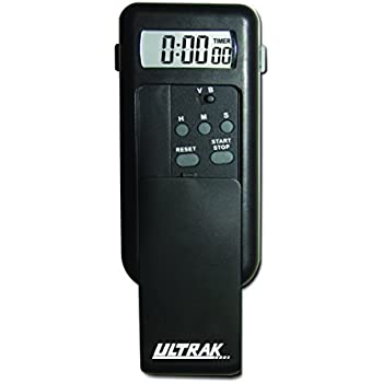 Ultrak Silent Count-Up/Down Vibrating Timer