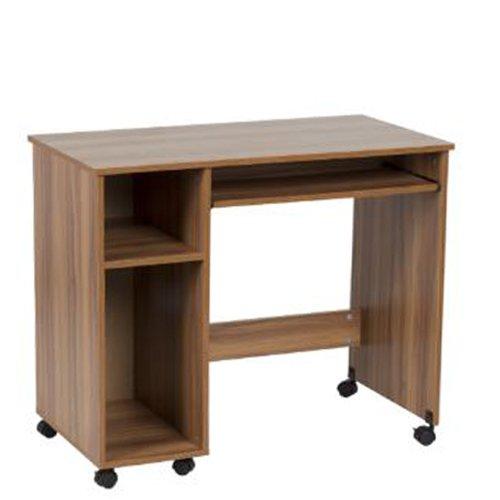 Varie Mesa Oficina con Ruedas, mesas de Madera Porta PC Muebles ...