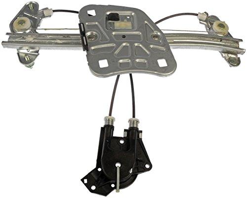 - Dorman 749-307 Rear Driver Side Power Window Regulator for Select Hyundai Models