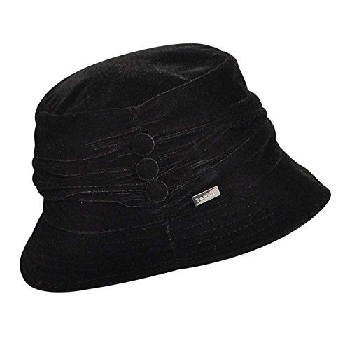 (Betmar Tanzanite Bucket Hat Black 1Sfm)