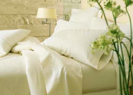 MARRIKAS 100% Seamless Silk Duvet Comforter Cover QUEEN CREAM