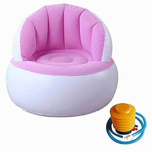 Cómodo puf de silla para niños con respaldo, cojín de sofá ...