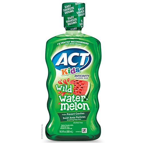 ACT Kids Anticavity Fluoride