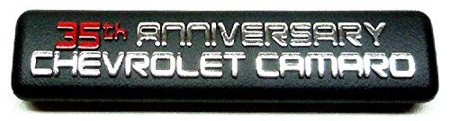 Chevrolet Camaro 35th Anniversary Dash Plaque - GM # 10300961