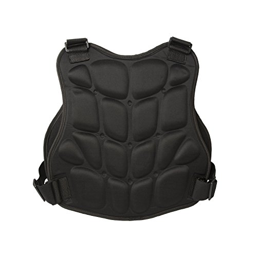 Review ALEKO PBCPV53 Paintball Airsoft Chest Protector Tactical Vest Outdoor Sports Body Armor Camouflage