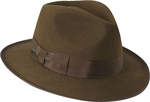 X Large Indiana Officially Licensed Fedora