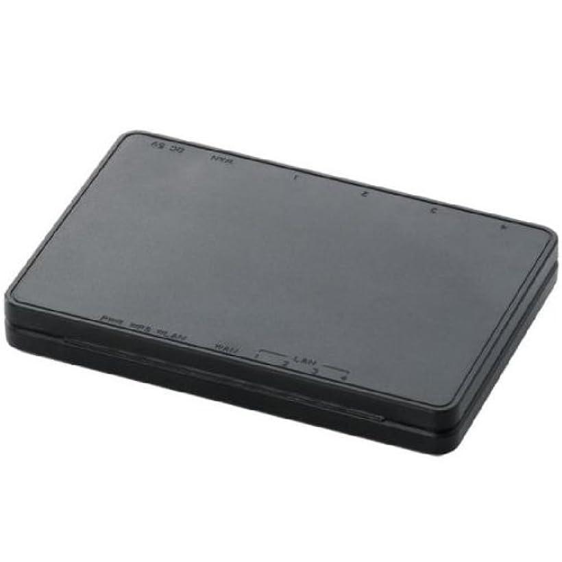 置き場有益な売上高Logitec 地デジチューナー付無線ルータ LAN-W300NDTV
