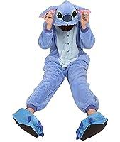 Duraplast Adult Sleepwear for Couples Winter Onesies Pajamas Costume Sleep Bag