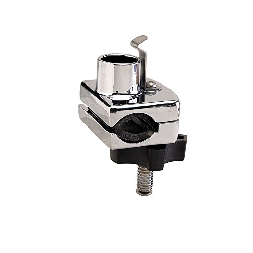 Perko 1302DP0CHR Clamp-On Flag Pole Socket