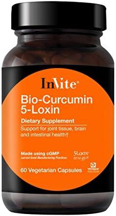 InVite Health Bio-Curcumin 5-Loxin