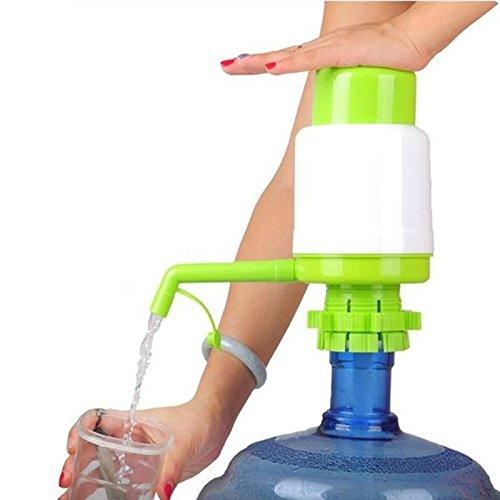 5 Gallon Bottled Drinking Water Hand Press Manual Pump Dispenser Home Office Hot