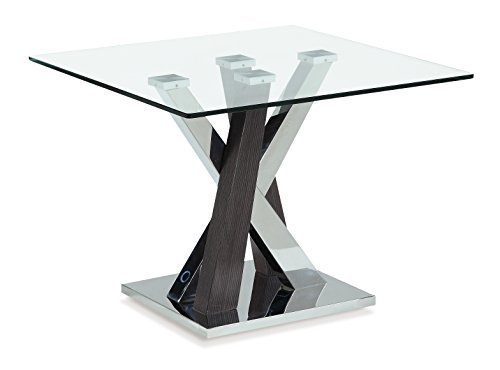 (Global Furniture End Table, Wenge)