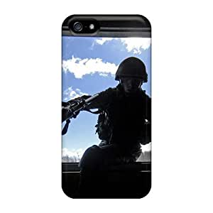 Fashion Protective Military Warriors Case For Iphone 4/4S Cover