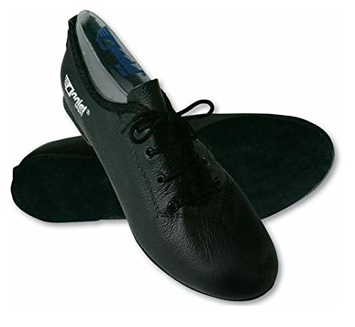 Anniel 30 Ritmo Noir Shoes Jazz Turn Cuir Taille Apw1ArqS