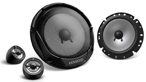 Kenwood KFC-E705P 6 3/4'' Speaker Systems by Kenwood