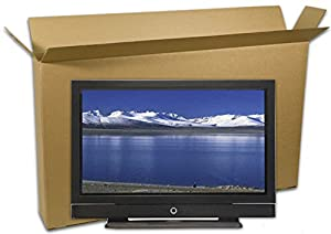 ecobox 65 inch to 75 inch flat screen tv box e 7357 office products. Black Bedroom Furniture Sets. Home Design Ideas