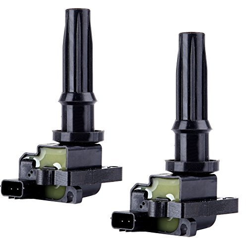 ECCPP Ignition Coils Pack of 2 Compatible with